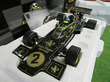 F1 LOTUS FORD TYPE 72D Grand prix Italie 1973 Peterson 1/18 EXOTO 97031 formule1