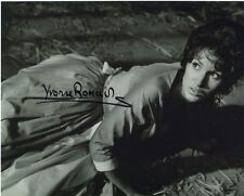 Yvonne Romain Photo Signed In Person - The Curse of the Werewolf - A943