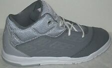 KID'S JORDAN NEW SCHOOL BP ATHLETIC BASKETBALL COOL GREY  BOY'S SHOES SIZE 2