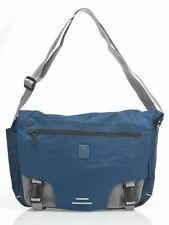 NWT Authentic TUMI T-Tech Laptop Messenger Brief Case Shoulder Bag 67803 Blue