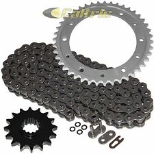 O-Ring Drive Chain & Sprockets Kit Fits HONDA VFR750F Interceptor 750 1990-1997