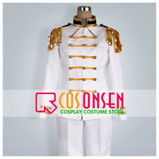 Cosonsen APH Axis Powers Hetalia Japan Cosplay Costume White Formal Uniform