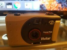35mm Point & Shoot Panorma Camera Vivitar PN2011 Focus-Free with Manual untested