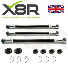 For Peugeot 106 Citroen Saxo Gear Linkage Link Push Rods Repair Fix Kit VTS VTR