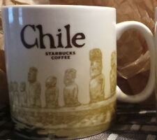 STARBUCKS MUG  Chile original with sku collector series