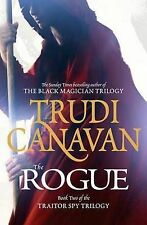 The Rogue: Book 2 of the Traitor Spy, By Canavan, Trudi,in Used but Acceptable c