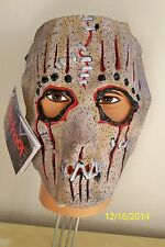SLIPKNOT SLIP KNOT JOEY LATEX MASK COSTUME DRESS RU68244