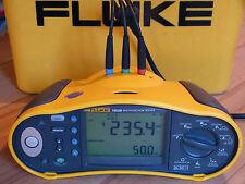 Fluke 1653B Multifunction Tester VDE0100 Installationstester