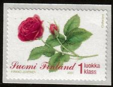 FINLAND 2004 MNH FLOWERS