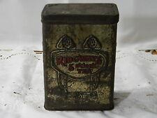 Ridgeways 5 O'Clock Tea - One Half Pound Antique Tin