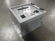 USED Alcad 1SCRF-048-012-E Battery Charger / Rectifier Unit 48VDC 24 Cells
