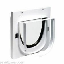 Staywell Petsafe 940 cat flap tunnel extension pet door use with 919 catflap