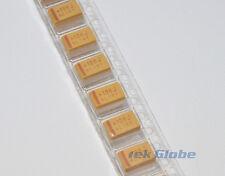 20pcs Tantalum Capacitors 108J 6.3V 1000uF Type E SMD 7343 10% Surface Mount