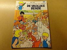 STRIP / JOMMEKE 66: DE VROLIJKE BENDE | Herdruk 1989