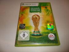 Xbox 360 FIFA Futbol-Copa del mundo brasil 2014