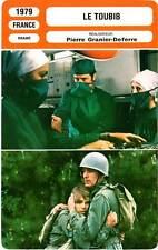 FICHE CINEMA : LE TOUBIB - Delon,Jannot,Giraudeau,Granier-Deferre 1979 The Medic