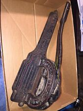 Vintage Enterprise Tobacco Cutter Made In USA Patented 1885 Cast Iron