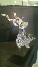 """Swarovski Annual Edition 1994 """"Inspiration Africa"""" The Kudu with stand #175703"""