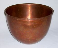 ATLAS~Vintage Solid Copper Mixing Bowl Liner for KitchenAid Mixer K-45 (4.5 Qt.)