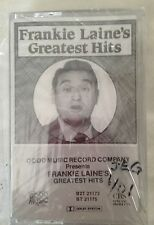 FRANKIE LAINE'S GREATEST HITS AUDIO CASSETTE 1989 TENDERNESS HEY GOOD LOOKIN