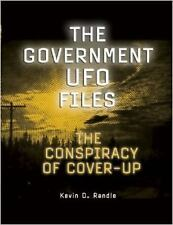 The Government UFO Files: The Conspiracy of Cover-Up, Randle, Kevin D, New Books