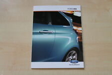 75993) Ford Ka Prospekt 10/2011