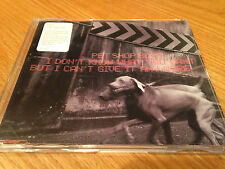 MINT Pet Shop Boys I Don't Know What You Want CD2 The Mix CD (Import England)