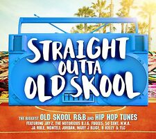 STRAIGHT OUTTA OLD SKOOL - VARIOUS ARTISTS: 2CD ALBUM SET (August 7th 2015)