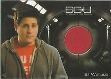 "Stargate Universe Season 1 - ""Eli's Red T-shirt"" Costume Card"