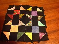 Plastic quilt Templates - Amish Shoo Fly