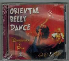 Bauchtanz CD - Oriental Belly Dance - Darbouka & Tabla