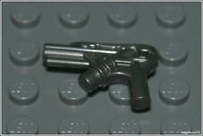 Lego Batman x1 Gray Machine Gun Laser Ray Army Soldier Weapon Minifigure NEW