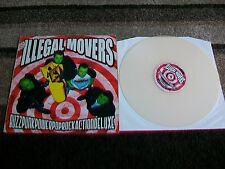 THE ILLEGAL MOVERS - BUZZPUNKPOWERPOPROCKACTIONDELUXE - LP COLOURED VINYL - EX