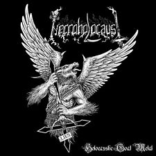 NECROHOLOCAUST Holocaustic Goat Metal CD  Blasphemy Angelcorpse  Bestial Warlust