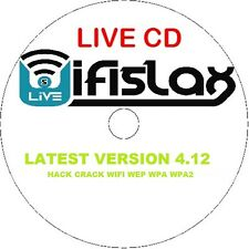 CD Wifislax live cd linux wireless testing pentest wifi hacker crack wi-fi hack
