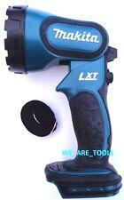 Makita 18V DML185 Cordless Battery Light 2 Bulbs, 18 Volt Lamp 4 BL1830, BL1840