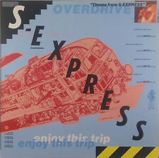 "12"" Maxi - S-Express - Theme From S-Express - k2949 - washed & cleaned"