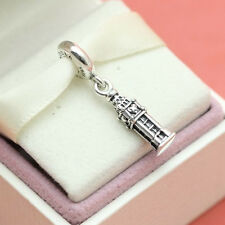 * New! Authentic Pandora Big Ben 791080 London Charm
