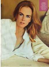 Q32 Clipping-Ritaglio 2013  Nicole Kidman ...mamma, sono brava?