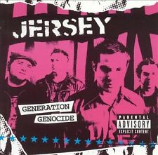 Audio CD Generation Genocide - Jersey - Free Shipping