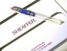 SHEAFFER CRYSTAL SCHOOL  FOUNTAIN PEN FINE POINT  NEW OLD STOCK FINE POINT