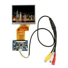 "3.5 "" TFT LCD Display 240x320 RGB LCD Display Module Kit Supports Multi-Role New"