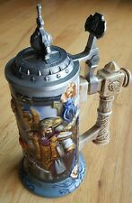 World of Warcraft Alliance United Stein WoW Night Elf Dwarf Gnome Draenei Mug