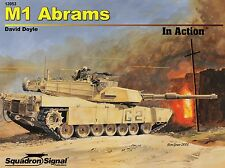 20072/ Squadron Signal - In Action 53 - M1 Abrams - TOPP HEFT