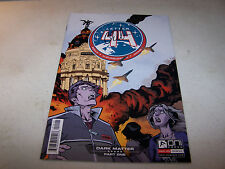 SIGNED ON LOGO CHARLES SOULE LETTER 44 #15 UPCOMING SYFY TV SERIES 1ST PRINTING