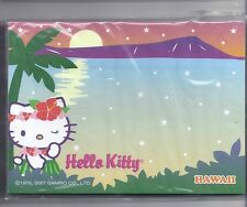 Sanrio Hello Kitty Sticky Notes Hawaii 30 Sheets Moonlight Diamond Head
