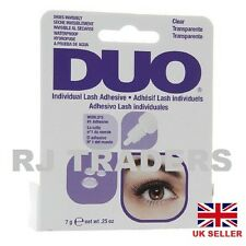 DUO Individual False Eyelash Glue Adhesive Clear Tone 7g **OFFER**