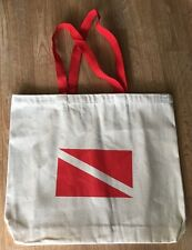 Dive Flag Recycled Tote Recycle Shopping Bag Handbag Carry-All Beach Bag