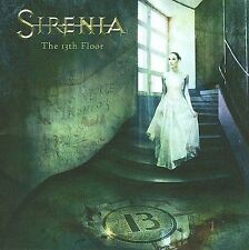 SIRENIA  The 13th Floor CD+3bo  LACUNA COIL,NIGHTWISH