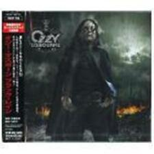 OZZY OSBOURNE-Black Rain + 2          Rare JAPAN CD